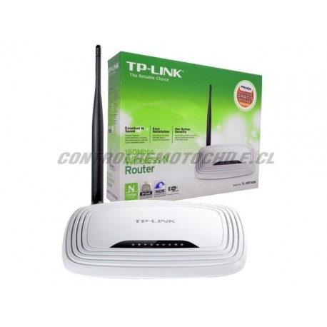 Router 150 Mbps TP-Link TL-WN740ND