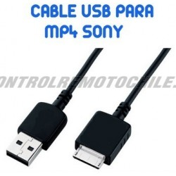 CABLE MP4 SONY